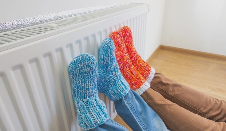 Hay que tener cuidado con la factura de la luz si el radiador es eléctrico