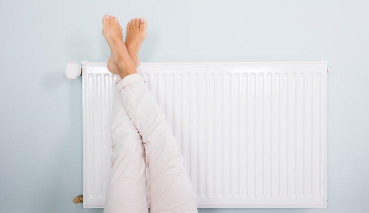 La calefacción central es la es la situación más fácil y habitual
