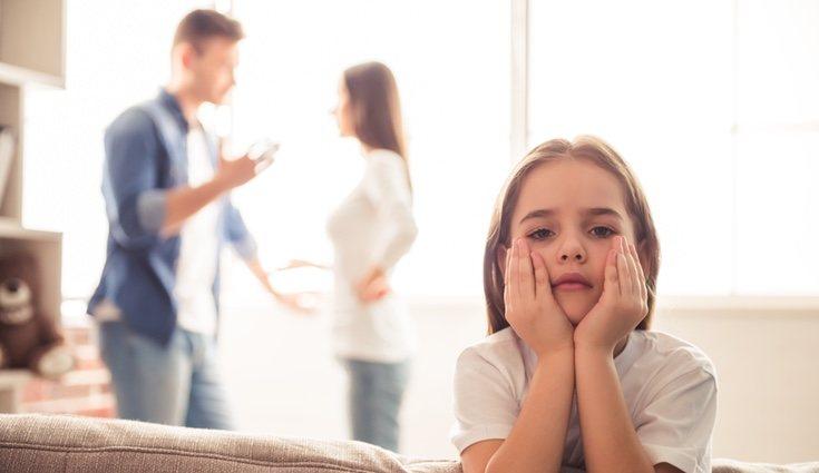 Los hijos suelen ser las mayores víctimas cuando hay un divorcio o separación