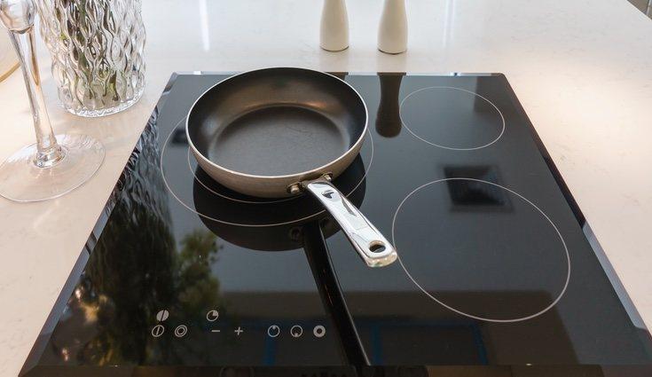 Se necesitan recipientes específicos para la cocina de inducción