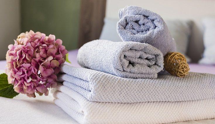 La capacidad de absorción es súper importante ya que debe secar bien todo el cuerpo