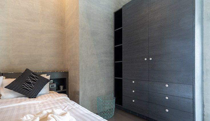 La principal ventaja de los armarios empotrados es que te permiten ganar mucho espacio en la propia habitación