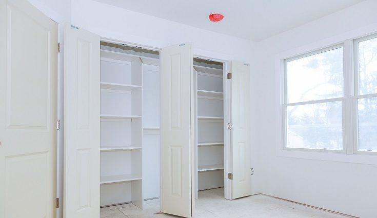 Son muchas la ventajas por tanto las que tienen los armarios empotrados