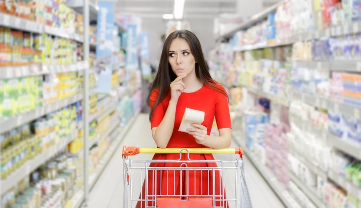 Lleva siempre la lista de la compra para no caer en promociones fantasma