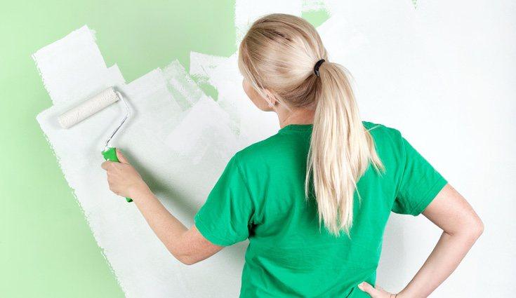 El gotelé es un tipo de pintura en desuso que suele ser cada vez más eliminado de los hogares por sus defectos