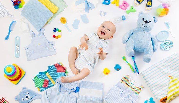 Un bebé requiere muchos productos, por lo que hay que aprender a priorizar