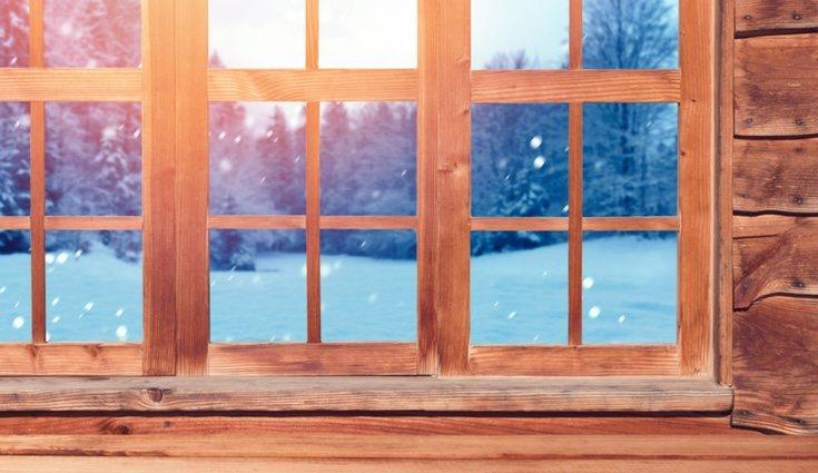 Las ventanas son el principal causante de la fuga de calor en invierno