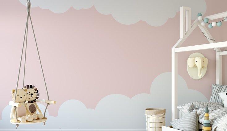 Los vinilos puede dar un toque muy original a las paredes
