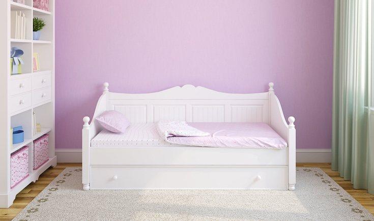 Este color es muy usado en las habitaciones infantiles