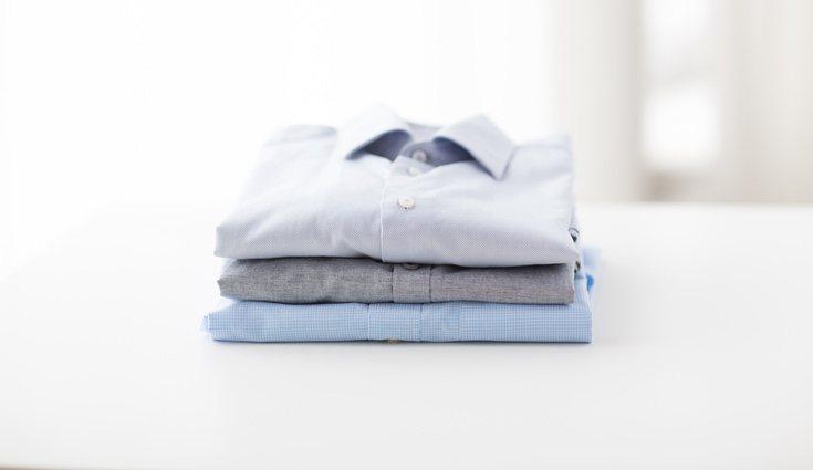 Nos costará doblar bien la ropa al principio