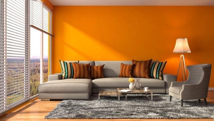 El naranja es uno de los colores que más estimula la comunicación entre las personas
