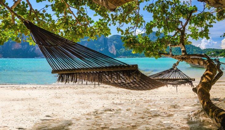 El macramé triunfó a su llegada al Caribe