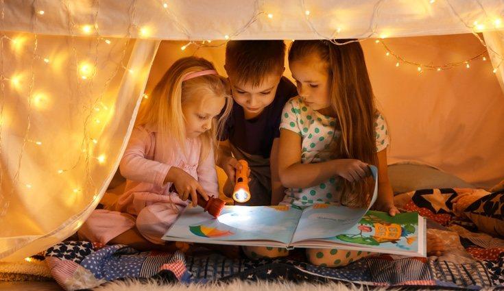 Este tipo de manualidad se puede hacer con niños, y dará a tu casa un ambiente muy acogedor