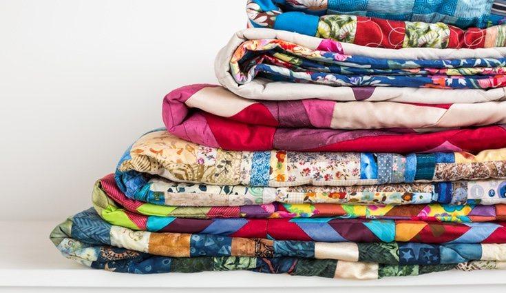Se pueden hacer colcas, cojines, ropa o incluso cortinas