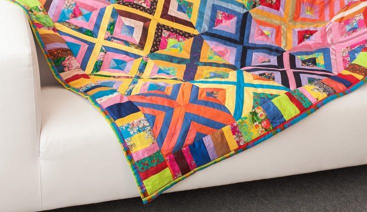El patchwork es un estilo pero luego en función de la técnica tiene un nombre distinto