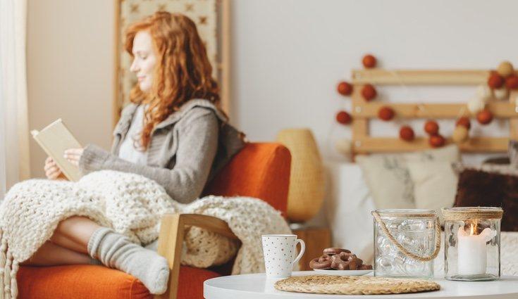 Crea tu propio espacio alejado del trabajo para descansar y olvídate de coger cualquier dispositivo