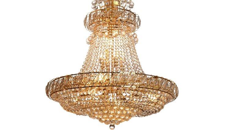 Los pajakis son similares a las lámparas de araña