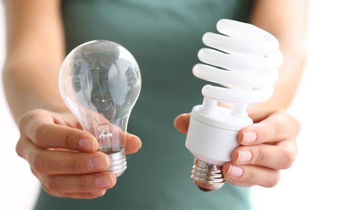 Son mucho más económicas las bombillas de bajo consumo