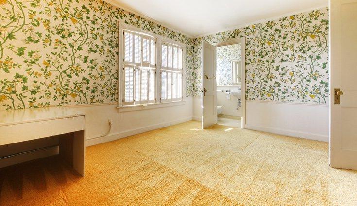 El papel de pared es una opción barata para cambiar el aspecto de tus paredes