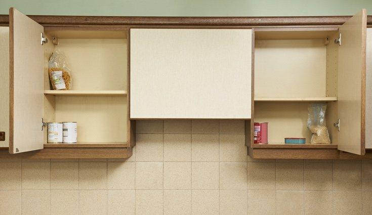 Un mueble o armario donde guardfaremos tanto los alimentos como el mensaje de la cocina
