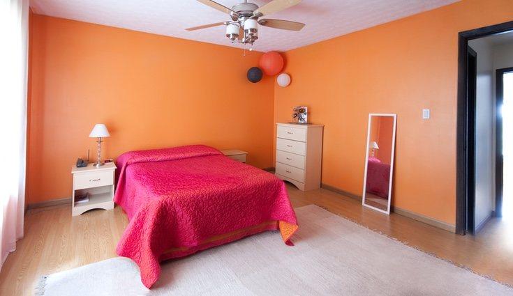 Si usamos colores neón es importante que dejemos el techo de colores claros