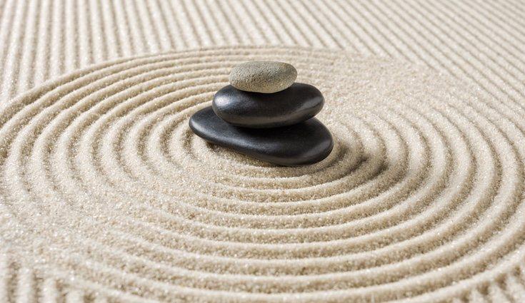 Las piedras son un elemento sencillo de conseguir y con un gran potencial decorativo