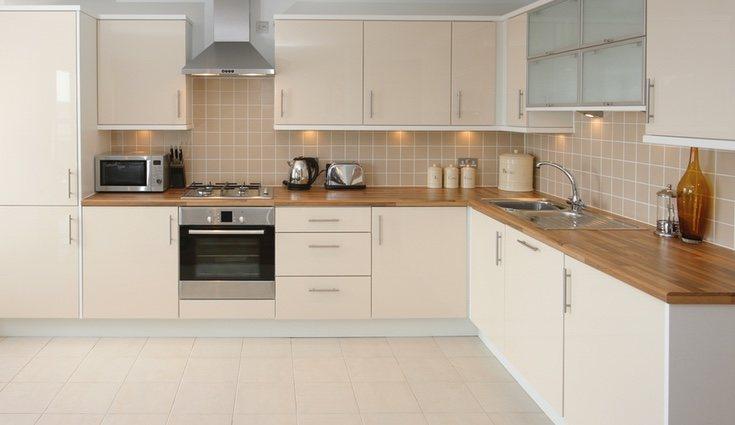 La cerámica es el mejor material para revestir el suelo de la cocina