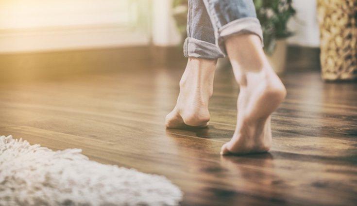 La elección de los suelos es fundamental para definir el estilo de la casa