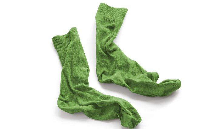 Con unos calcetines de este tamaño, será suficiente para hacer tu cactus decorativo