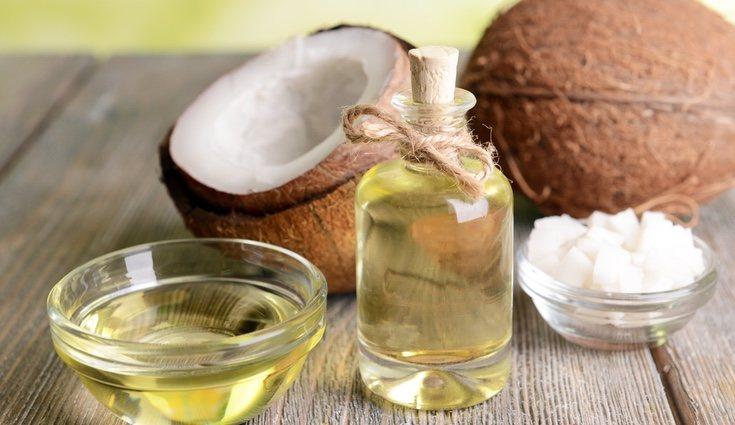 Un jabón de aceite de coco limpia más y hace más espuma