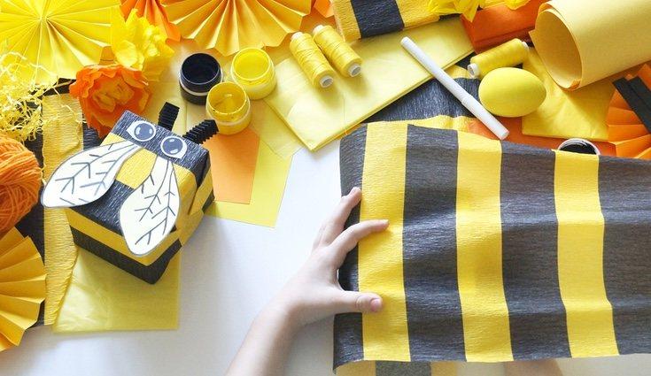 Las cajas decorativas solucionan muchas necesidades en la decoración