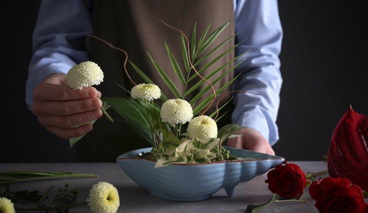 El menaje de cerámica basado en el Wabi-Sabi es otra de las tendencias del momento
