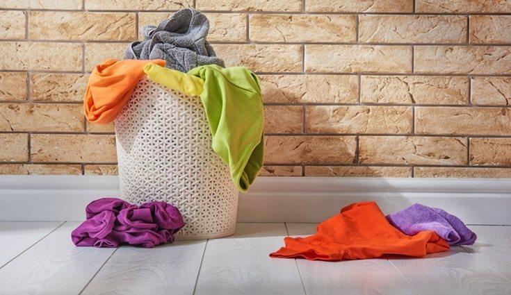 No mezcles tejidos o colores