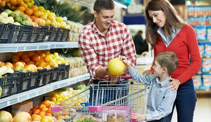 La compra al por mayor tiene muchas ventajas para el núcleo familiar grande