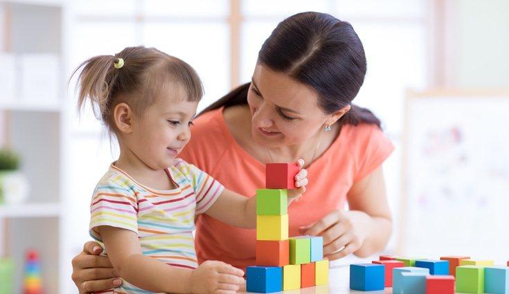 Los juegos de construcción ayudan a desarrollar las capacidades espaciales de los niños