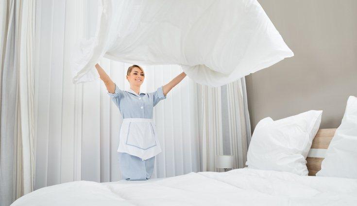 Se debe aumentar el cambio de sábanas si alguien enfermo en casa