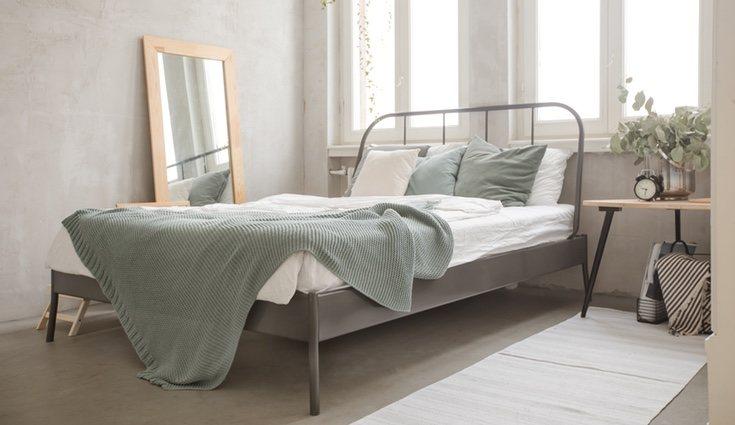 La acumulación de bacterias y suciedad en las sábanas puede ocasionar enfermedades