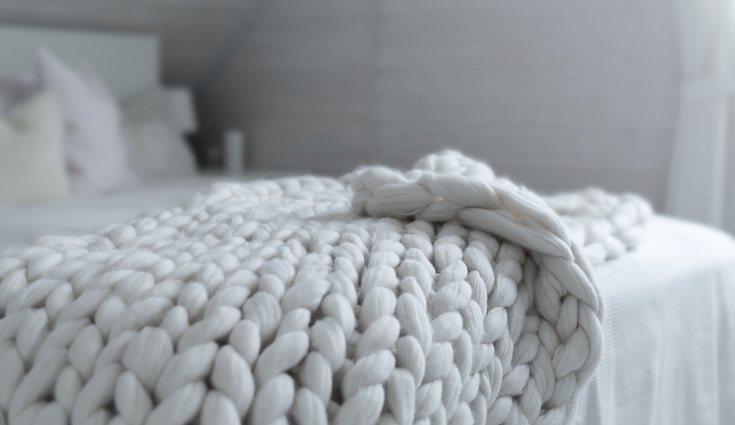 Con esta técnica podrás hacer confortables mantas