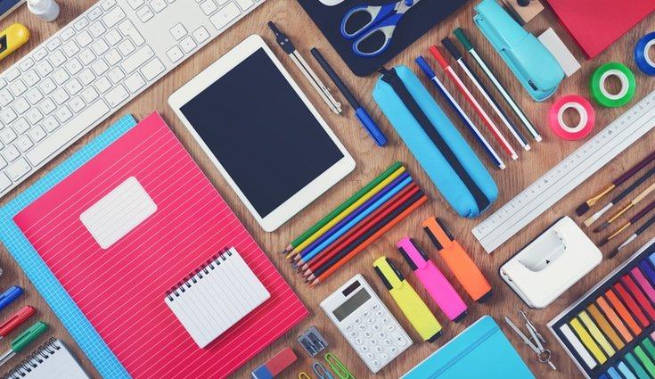 Se recomienda comprar algún producto de segundo mano en el material escolar que resulte económico