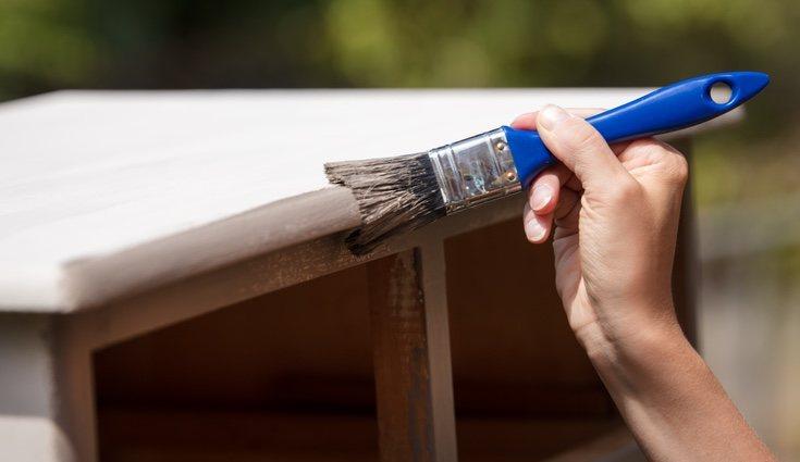 La pintura a la tiza es ideal para restaurar muebles antiguos