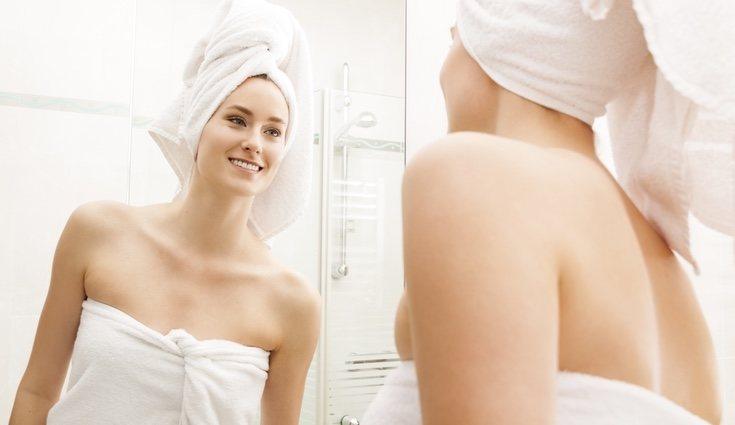 Se recomienda lavar adecuadamente las toallas al menos una vez a la semana