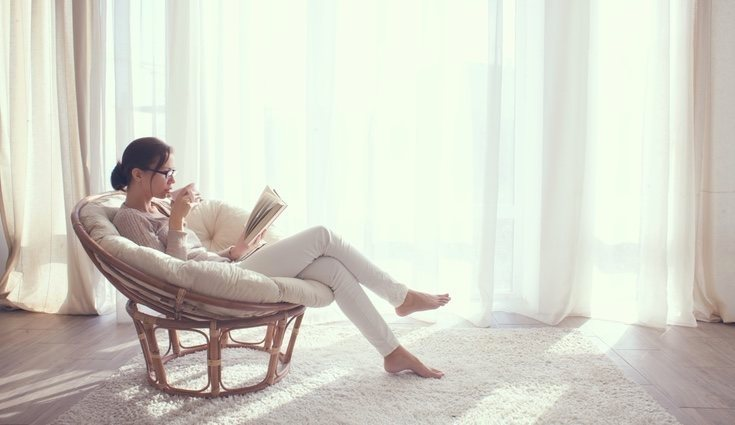Cualquier rincón del hogar puede ser perfecto para transmitir tu mundo interior