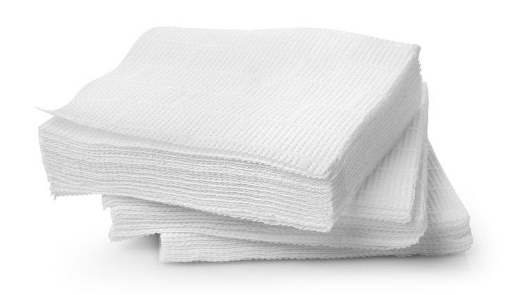 Despídete de las servilletas de papel y pásate a las de tela
