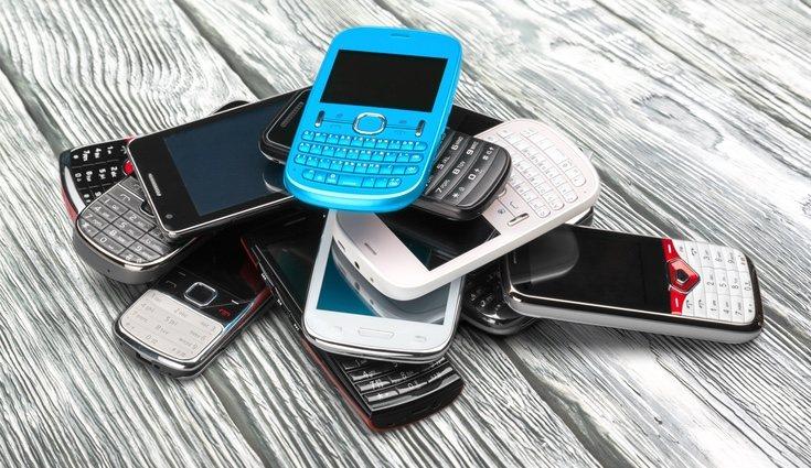 Tira de una vez esos móviles que viejos que pesan tanto como un ladrillo