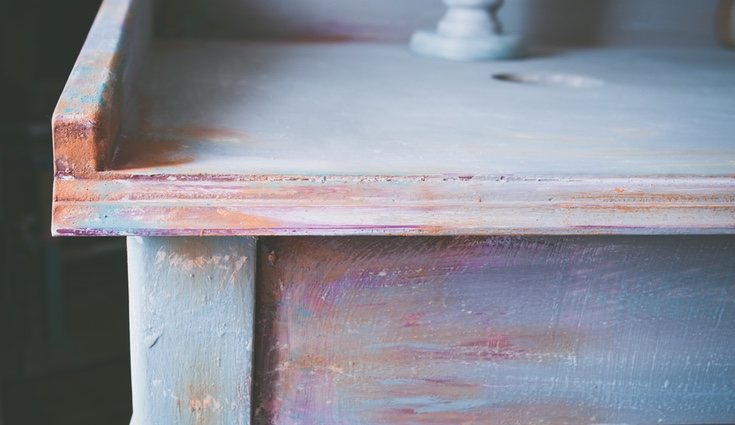La técnica Chalk te permite innovar y jugar con diferentes colores en tu decoración, algo que podrás cambiar siempre que quieras