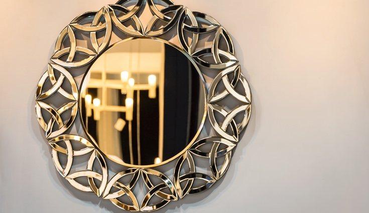 El metal te proporcionará una gran cantidad de posibilidades a la hora de decorar