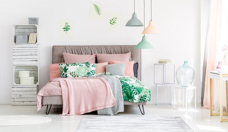 Incorpora varios colores en cualquier estancia de la casa