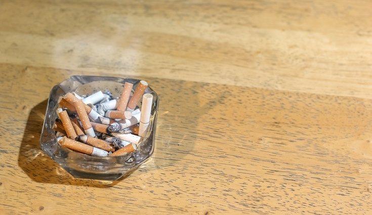 El olor a tabaco es desagradable para muchas personas