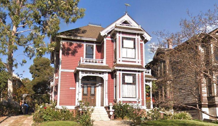 La casa de 'Embrujadas' es de las más famosas de la televisión / Google Maps