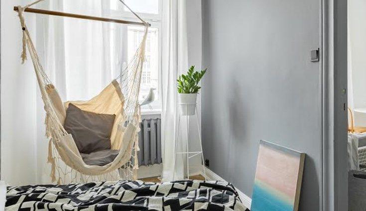 Relajarse o dormir en una hamaca es beneficioso para la salud